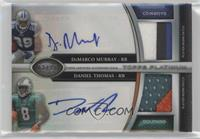 DeMarco Murray, Daniel Thomas #/25