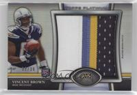Vincent Brown #/36
