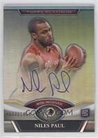 Niles Paul #/1,450
