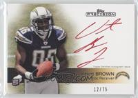 Vincent Brown #/75