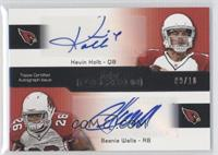Kevin Kolb, Chris Wells, Ryan Williams, Todd Heap /10