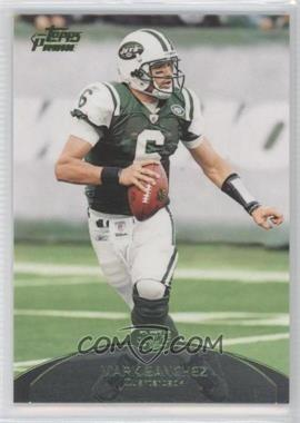 2011 Topps Prime - [Base] - Aqua #90 - Mark Sanchez