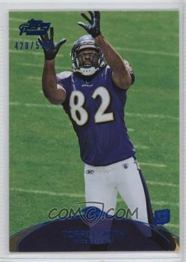 2011 Topps Prime - [Base] - Blue #45 - Torrey Smith /599