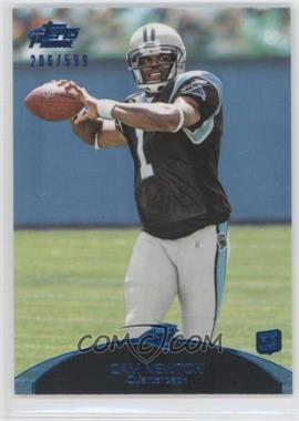 2011 Topps Prime - [Base] - Blue #50 - Cam Newton /599