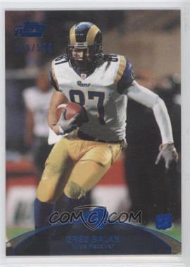 2011 Topps Prime - [Base] - Blue #54 - Greg Salas /599