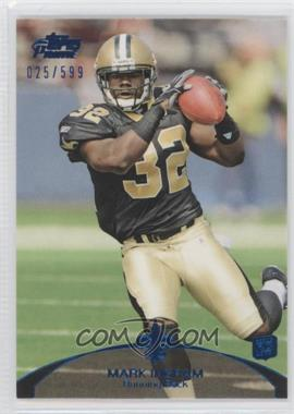 2011 Topps Prime - [Base] - Blue #7 - Mark Ingram /599