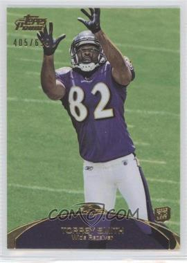 2011 Topps Prime - [Base] - Gold #45 - Torrey Smith /699