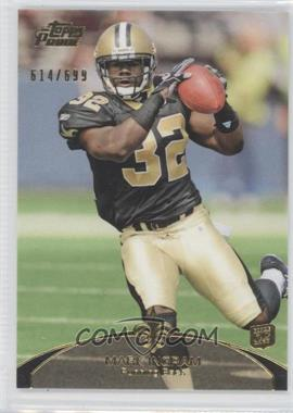 2011 Topps Prime - [Base] - Gold #7 - Mark Ingram /699