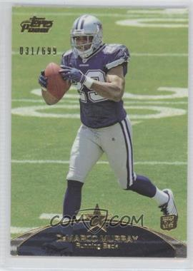 2011 Topps Prime - [Base] - Gold #9 - DeMarco Murray /699