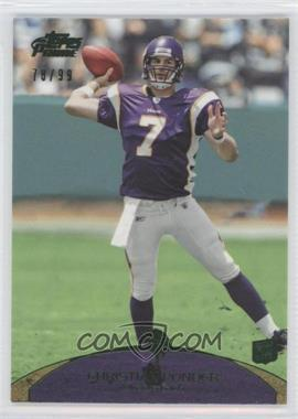 2011 Topps Prime - [Base] - Green #61 - Christian Ponder /99