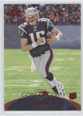 2011 Topps Prime - [Base] - Red #44 - Ryan Mallett /499