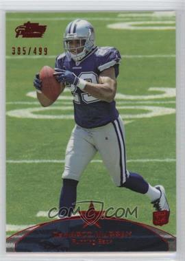 2011 Topps Prime - [Base] - Red #9 - DeMarco Murray /499