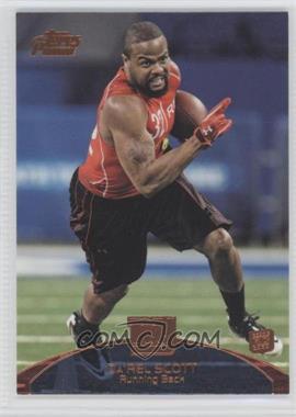 2011 Topps Prime - [Base] - Retail Bronze #53 - Da'Rel Scott