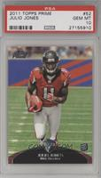 Julio Jones [PSA 10 GEM MT]