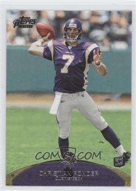 2011 Topps Prime - [Base] - Retail #61 - Christian Ponder
