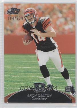 2011 Topps Prime - [Base] #113 - Andy Dalton /930