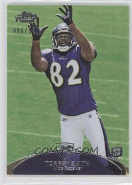 2011 Topps Prime - [Base] #45 - Torrey Smith /930