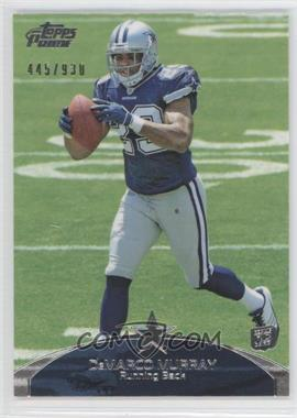 2011 Topps Prime - [Base] #9 - DeMarco Murray /930