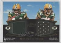 Randall Cobb, Alex Green /50