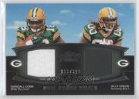 Randall Cobb, Alex Green /398
