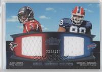 Julio Jones, Marcell Dareus /398