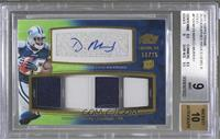 DeMarco Murray /25 [BGS 9]