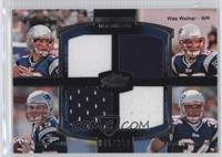 Tom Brady, Wes Welker, Ryan Mallett, Shane Vereen /350