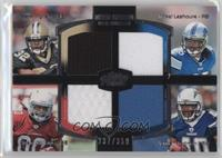 Mark Ingram, Mike Leach, Ryan Williams, Jordan Todman /350