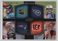 Blaine Gabbert, Jake Locker, Ryan Mallett, Andy Dalton