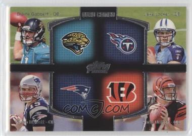 2011 Topps Prime - Quad Combo #QC-GLMD - Blaine Gabbert, Jake Locker, Ryan Mallett, Andy Dalton