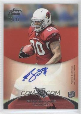 2011 Topps Prime - Rookie Autographs #108 - Ryan Williams