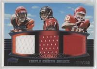 A.J. Green, Julio Jones, Jonathan Baldwin /388