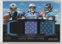 Cam Newton, Jake Locker, Blaine Gabbert /388