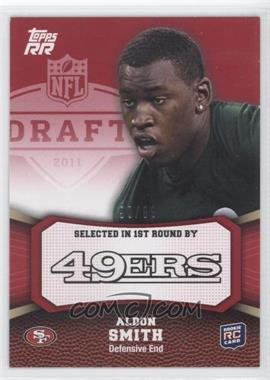 2011 Topps Rising Rookies - [Base] - Red #102 - Aldon Smith /99