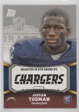 2011 Topps Rising Rookies - [Base] #173 - Jordan Todman