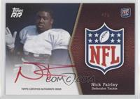 Nick Fairley /5