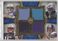 Cam Newton, Christian Ponder, Jake Locker, Ryan Mallett /25
