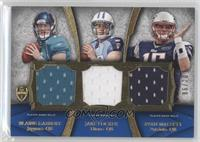 Blaine Gabbert, Jake Locker, Ryan Mallett, Andy Dalton, Christian Ponder, Colin…