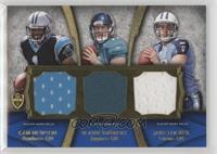 Cam Newton, Blaine Gabbert, Jake Locker, A.J. Green, Julio Jones, Mark Ingram /…