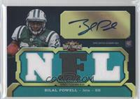 Bilal Powell (RC) #/50