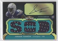 Jordan Todman (City) #/50