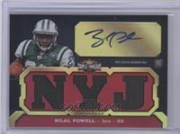 Bilal Powell (City) #/10