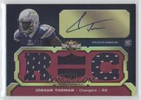 Jordan Todman (RC) #/10