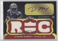 DeMarco Murray (RC) #/10