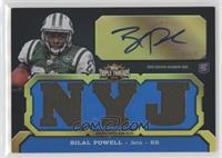 Bilal Powell (City) [Noted] #/99