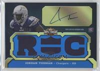 Jordan Todman (RC) #/99