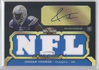 Jordan Todman (NFL) #/99