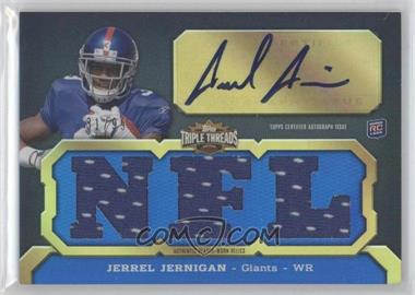 2011 Topps Triple Threads - [Base] - Sapphire #115.2 - Jerrel Jernigan (NFL) /99