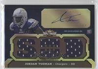 Jordan Todman (City) #/70