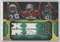 DeMarco Murray, Kendall Hunter, Daniel Thomas /18